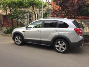 Аренда Авто Chevrolet Captiva (2014) - 130 GEL в сутки. Машина застрахована.